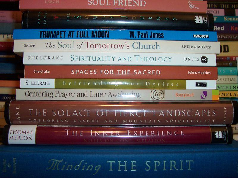 Books to Read - Spirituality Closeup