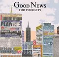 Good News for Your City - JR. Woodward