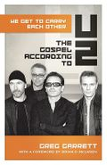 The Gospel According the U2 - Cover