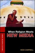 When Religion Meets New Media - Cover