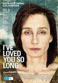 I've Loved you so long - DVD Cover