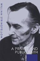 A Private and Public Faith - Cover