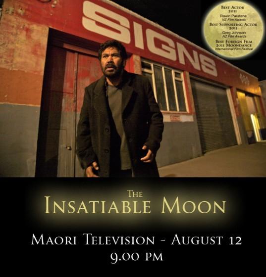 Insatiable Moon on Maori TV