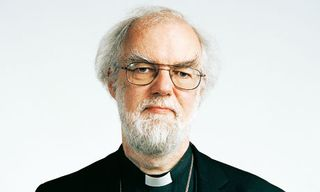 Rowan-williams by spencer murray