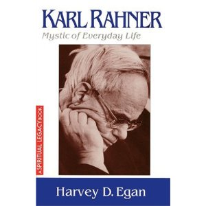 Karl Rahner - Mystic of Everyday Life - cover