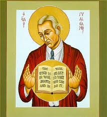 William Stringfellow Icon