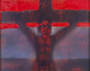 The-crucified-tekoteko-by-darcy-nicholas