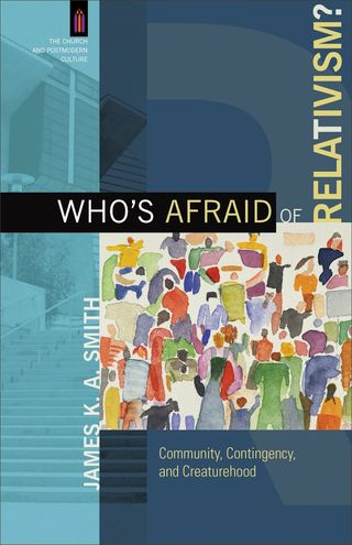 Who's Afraid of Relativisim - Cover