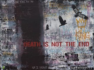 Death is not the End by Jason Miller