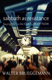 Sabbath as Resistence - Cover