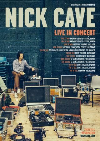 Nick Cave - Live in Concert