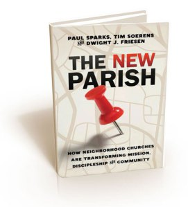 The New Parish - cover