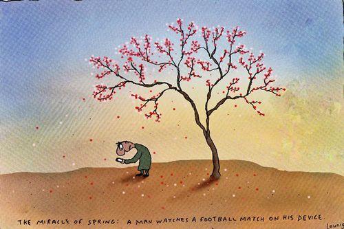 Spring - Leunig