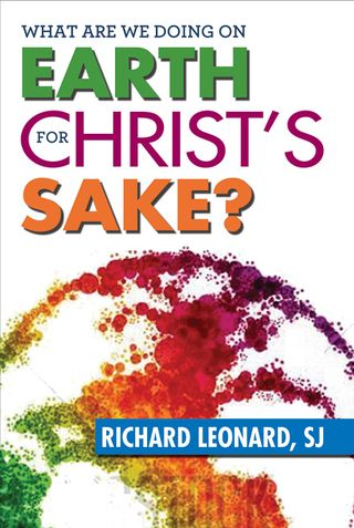 What on Earth are we Doing for Christ's Sake - cover
