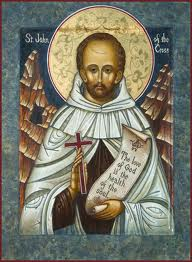 St. John of the Cross - Icon