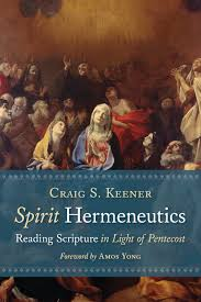 Spirit Hermeneutics - Cover