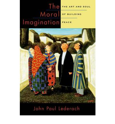 The Moral Imagination - cover