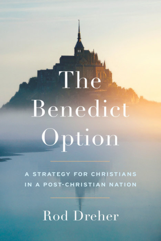 The Benedict Option - Cover