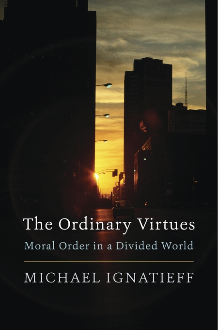 Ordinary Virtues - Cover