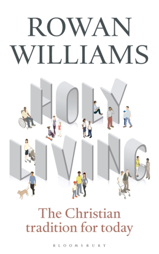 Holy Living - Cover