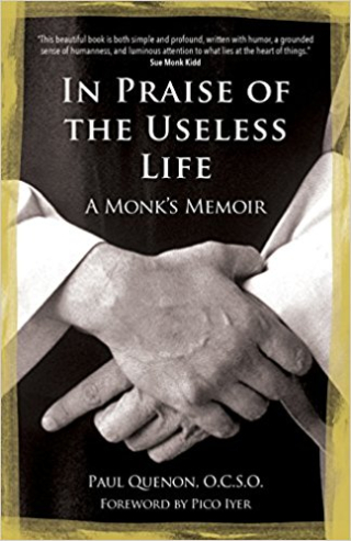 In Praise of the Useless life - cover