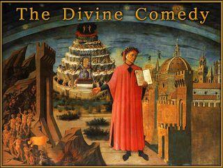 Divine Comedy Fresco
