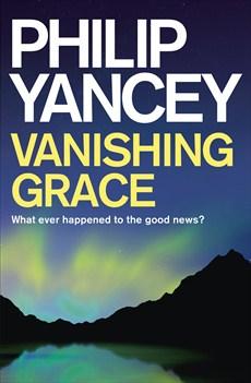 Vanishing Grace - Cover