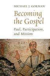 Becoming the Gospel - cover
