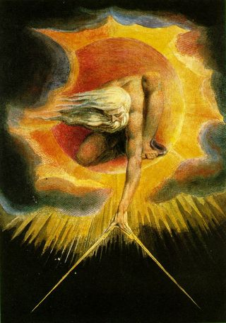 William Blake - Creation