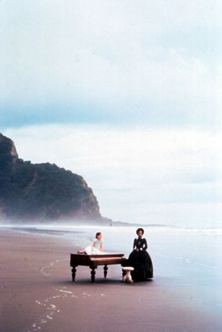 The Piano - Poster