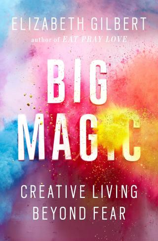 Big Magic - Cover