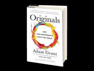 Adam Grant - Originals - Cover