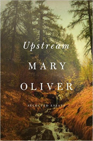 Upstream - Collected Essays - Cover
