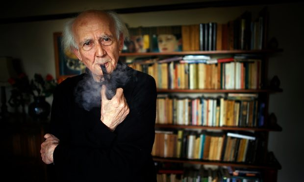 Bauman - Photo by Christopher Thomond for the Guardian