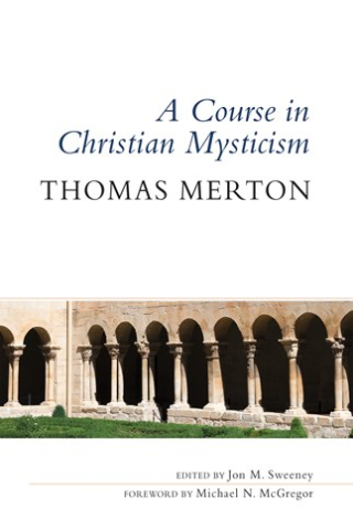 A Course on Christian Mysticism - Cover