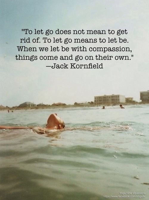 Let Go - Kornfield
