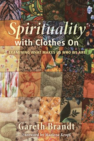 Spirituality with Clothes on - cover