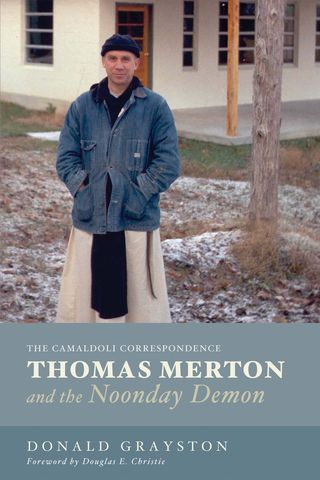 Thomas Merton and the Noonday Demon - cover