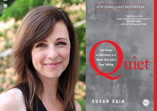 Susan Cain - Quiet - cover
