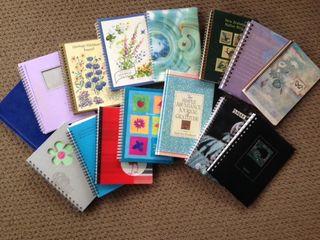 Sheila Pritchard - Gratitude journals