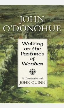 Walking on the Pastures of Wonder - cover