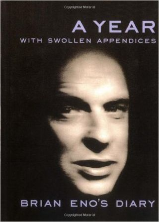 A Year With Swollen Appendices - Eno - Cover