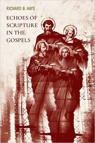 Echoes of Scripture in the Gospel's - Cover