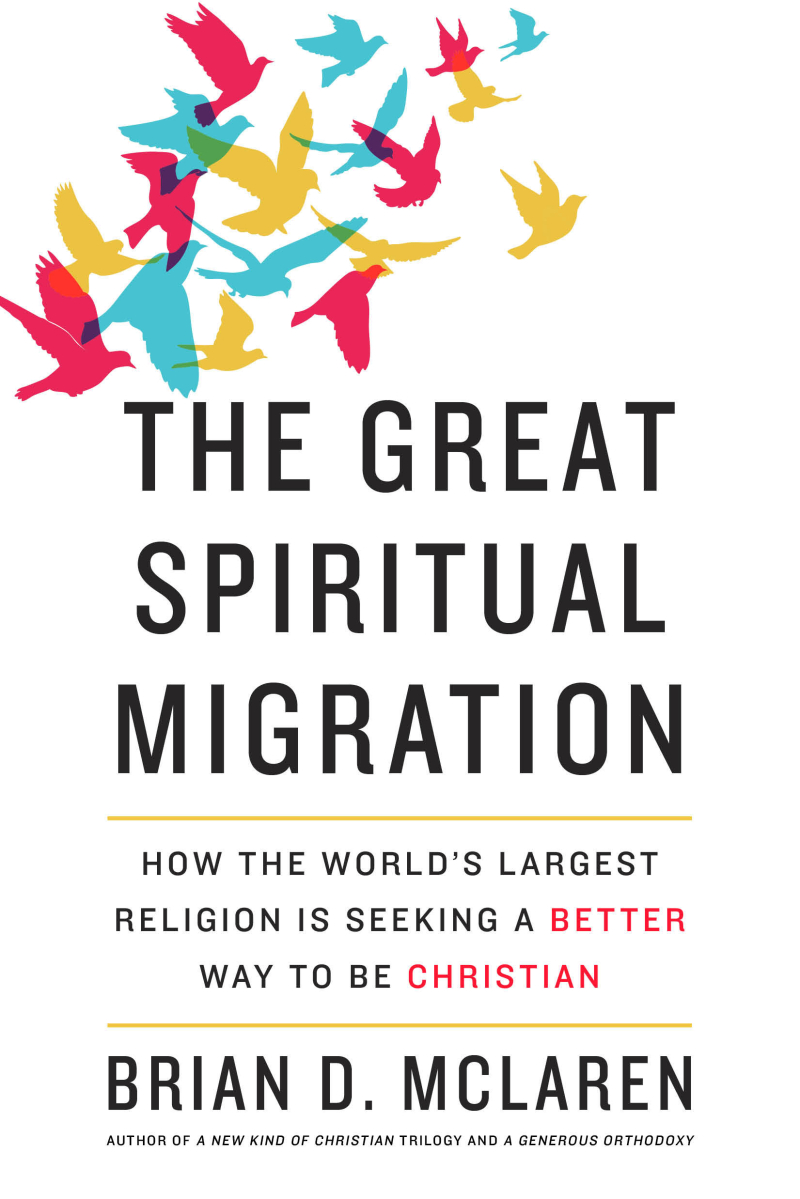The Great Spiritual Migration - cover