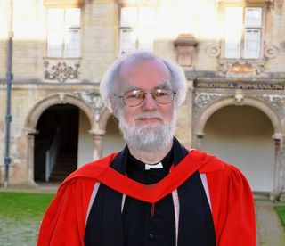 Rowan Williams - Master of Magdalene
