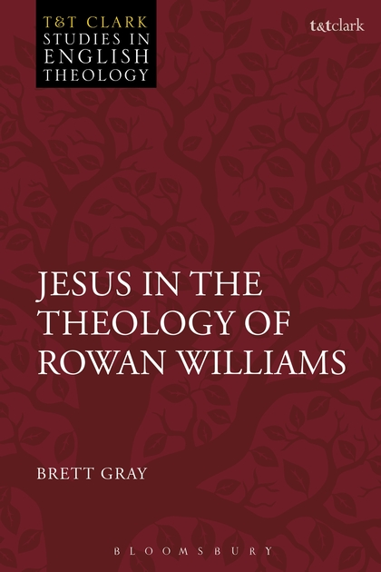Jesus in the Theology of Rowan Williams - cover