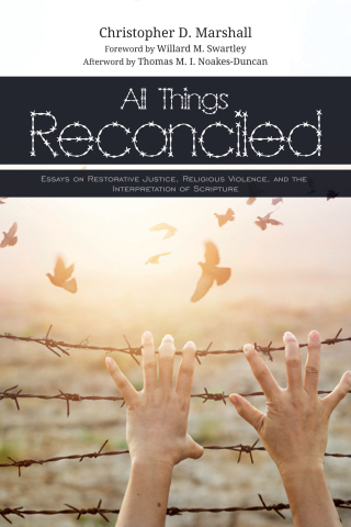 All Things Reconciled - cover